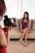 Tysen Rich Casts Latina Hottie Lindsey Woods - Picture 2